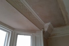 ceiling timber beam area reinstated